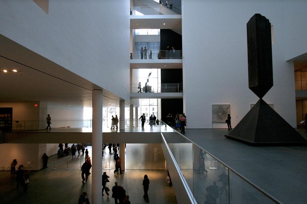 visiter le museum of modern art horaires tarifs prix acc s. Black Bedroom Furniture Sets. Home Design Ideas