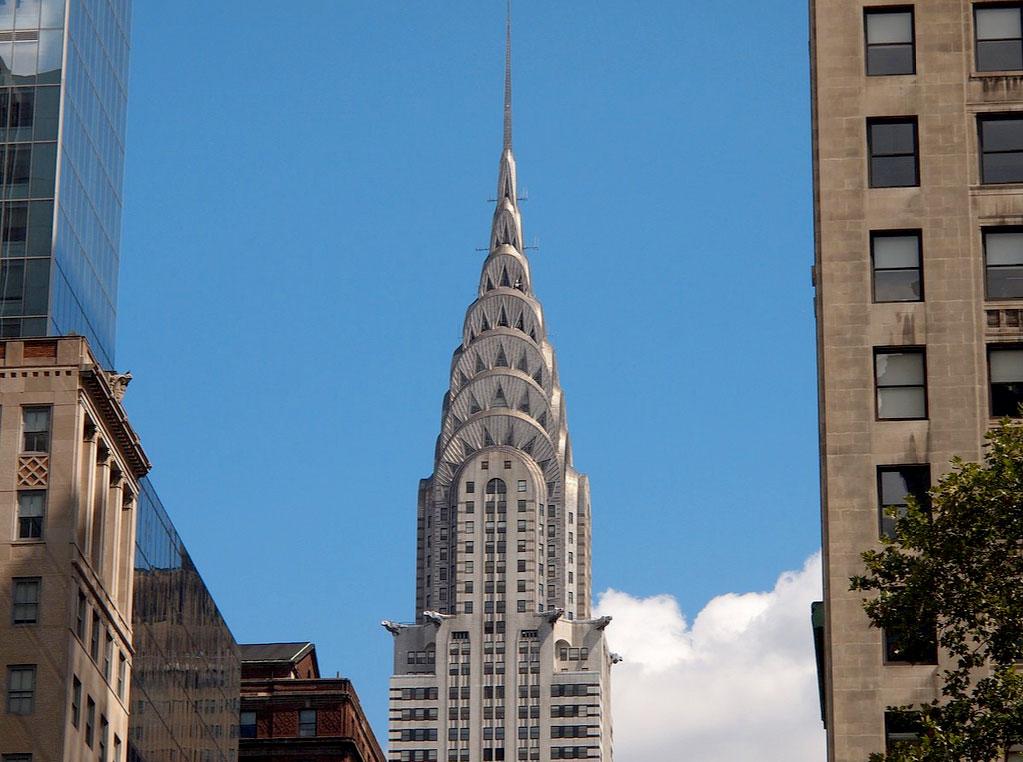 Visiter Le Chrysler Building Horaires Tarifs Prix Acc 232 S